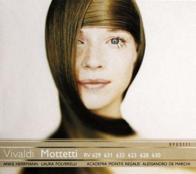 Mottetti RV 629, 631, 633, 623, 628, 630