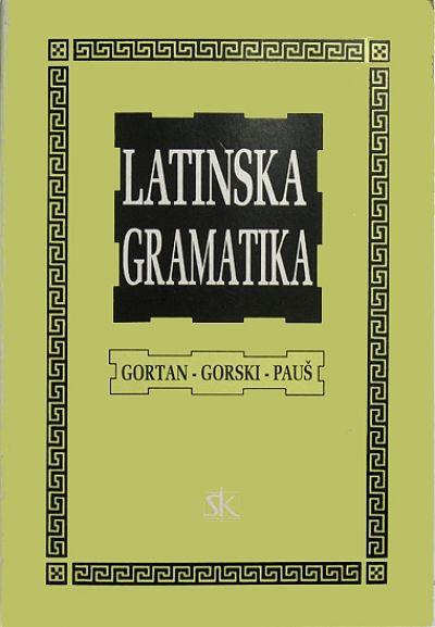 Latinska gramatika
