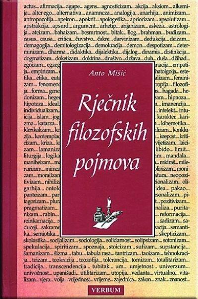 Rječnik filozofskih pojmova