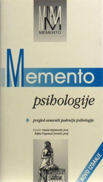 Memento psihologije