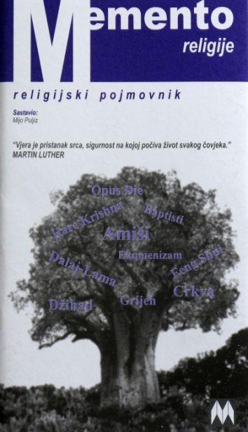 Memento religije - Religijski pojmovnik