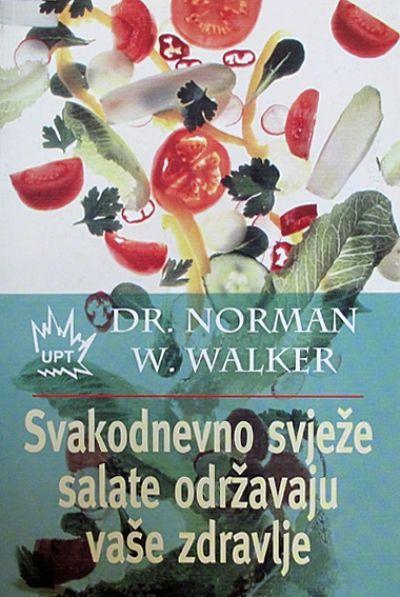 Svakodnevno svježe salate održavaju vaše zdravlje