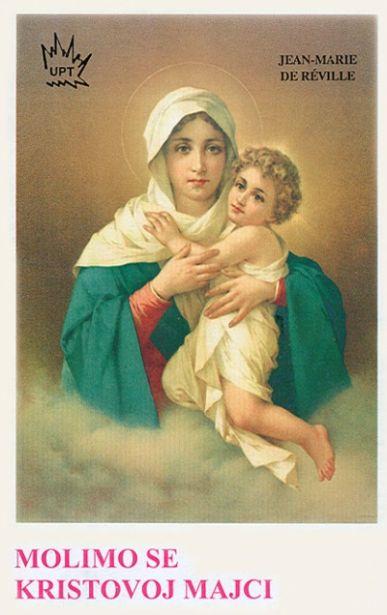 Molimo se Kristovoj majci
