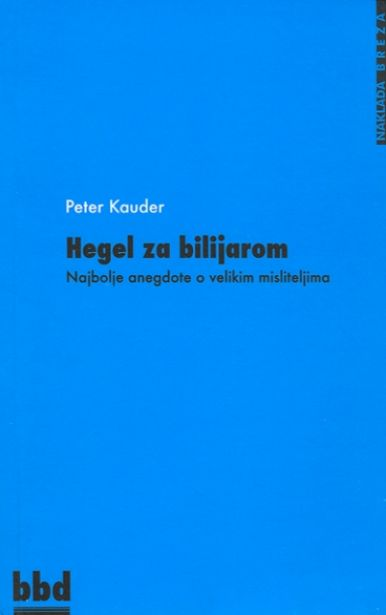 Hegel za bilijarom