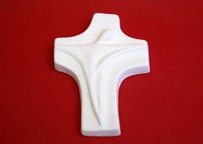 Križ - keramički zidni (29 cm)