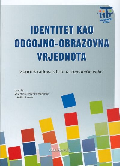 Identitet kao odgojno-obrazovna vrjednota