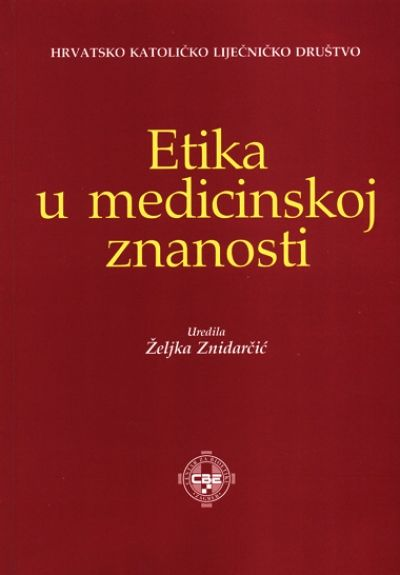 Etika u medicinskoj znanosti