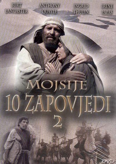 Mojsije: 10 zapovjedi 2