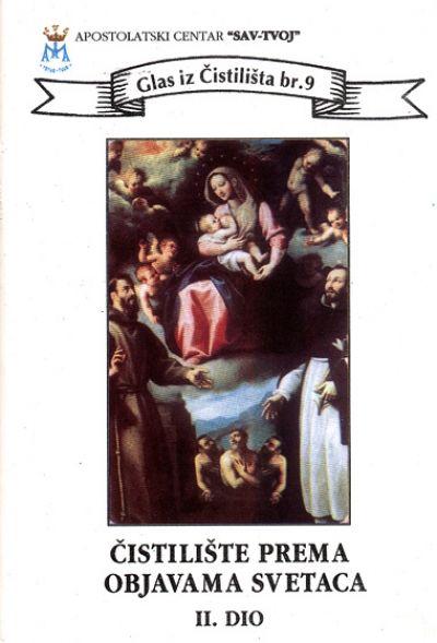 Čistilište prema objavama svetaca - II. dio
