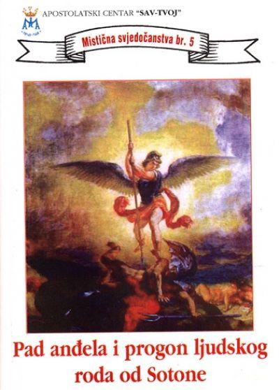 Pad anđela i progon ljudskog roda od Sotone