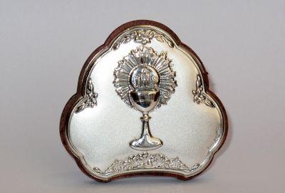 Kalež - mali reljef od srebra