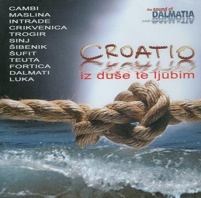 Croatio iz duše te ljubim