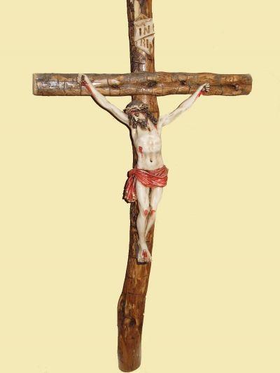 Križ - maslinovo drvo - veliki