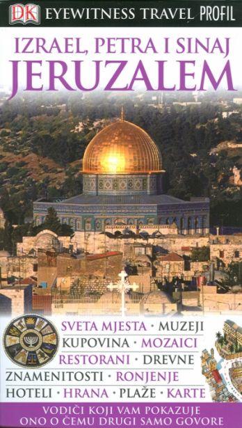 Izrael, Petra i Sinaj/Jeruzalem