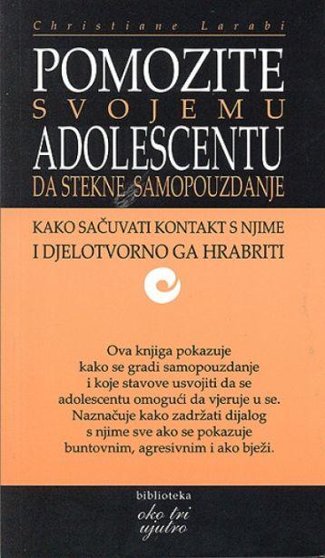 Pomozite svojemu adolescentu da stekne samopouzdanje