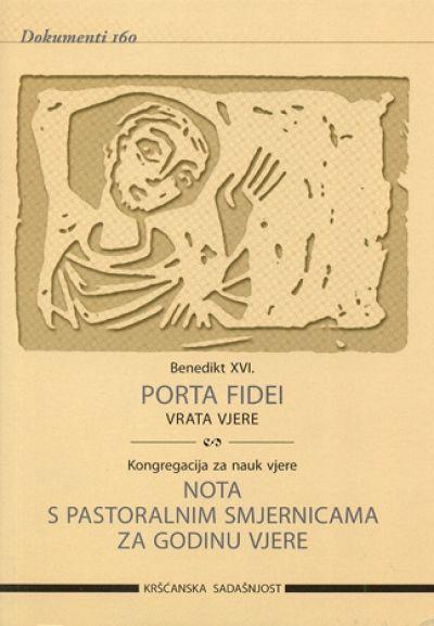 Porta fidei - Vrata vjere (D-160)