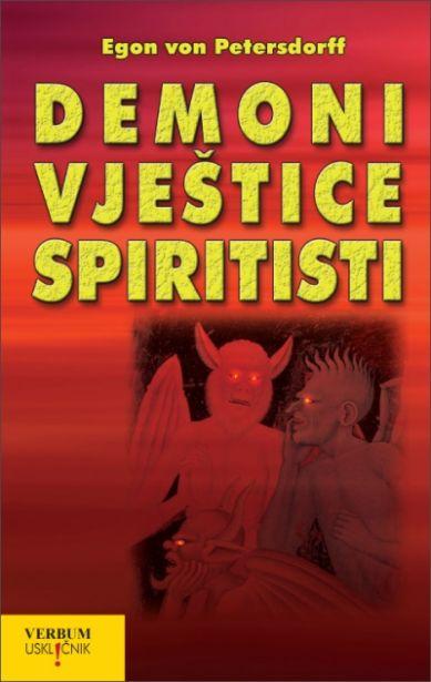 Demoni, vještice, spiritisti - džepni uvez