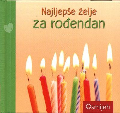 Najljepše želje za rođendan