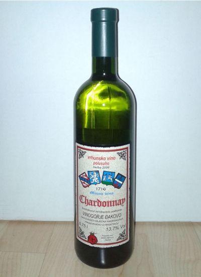 Misno vino - Chardonnay