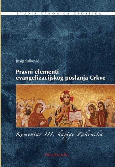Pravni elementi evangelizacijskog poslanja Crkve