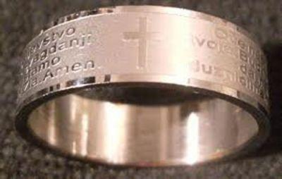 Prsten - Oče naš