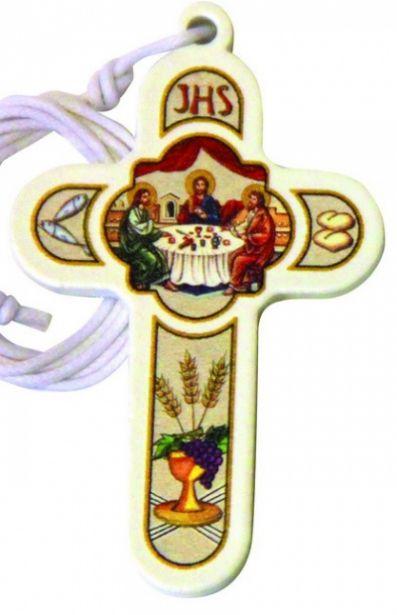 Križ drveni - Prva Pričest (u vrećici)