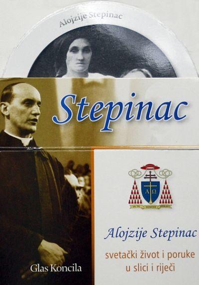 Stepinac - molitvene kartice