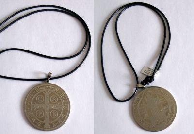 Medaljica sv. Benedikta - 40 mm
