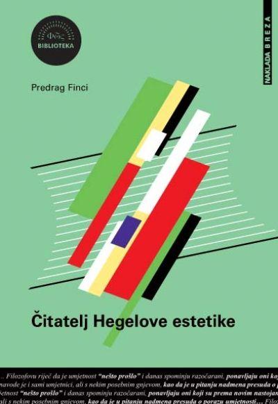 Čitatelj Hegelove estetike