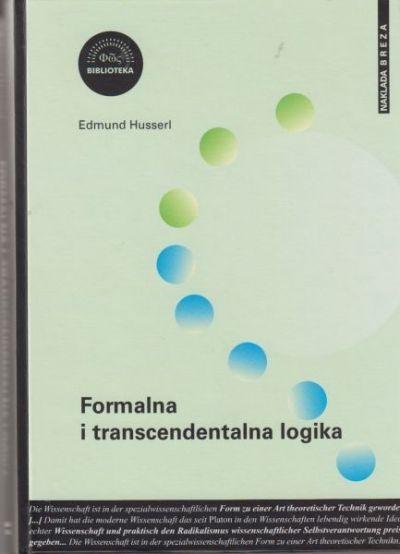 Formalna i transcendentalna logika