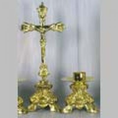 Križ s postoljem - 45 cm
