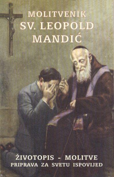 Molitvenik - Sv. Leopold Mandić