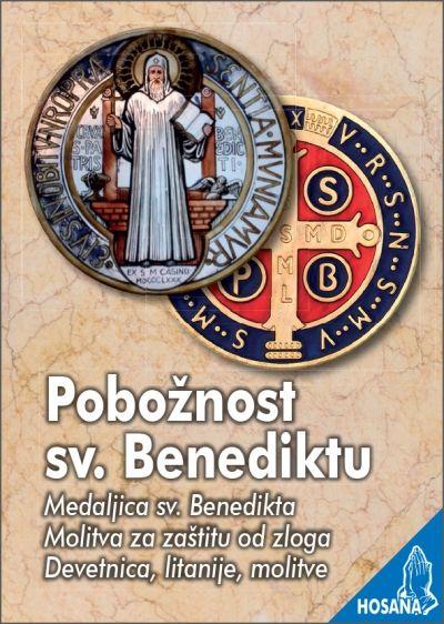 Pobožnost sv. Benediktu