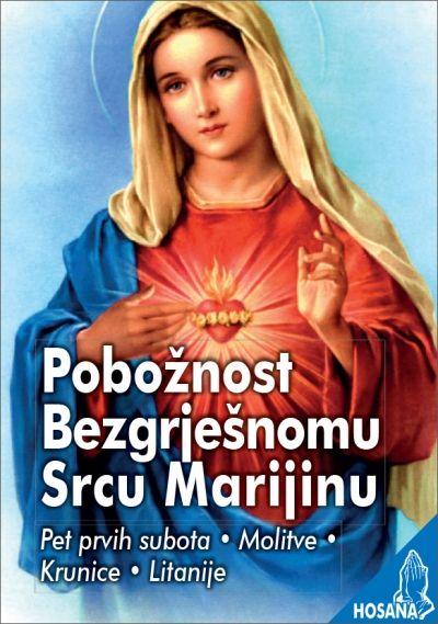 Pobožnost Bezgrješnomu Srcu Marijinu