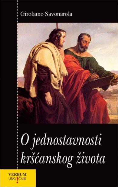 O jednostavnosti kršćanskoga života - džepni uvez