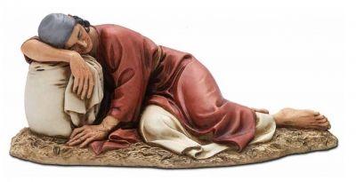 Božićne jaslice - Pastir koji spava - 20 cm