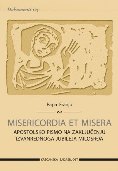 Misericordia et misera (D-175)
