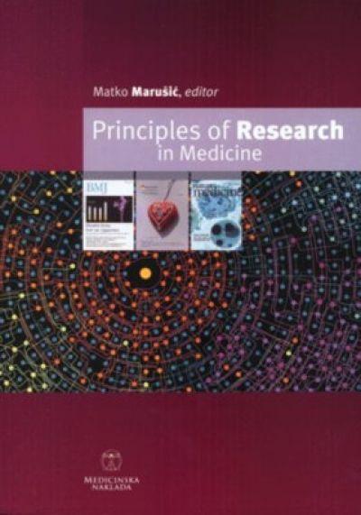 Principles of research in medicine