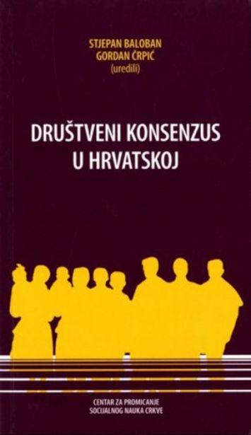 Društveni konsenzus u Hrvatskoj