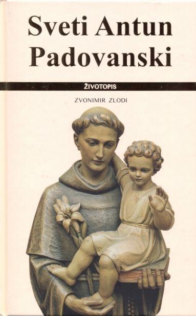 Sveti Antun Padovanski - tvrdi uvez