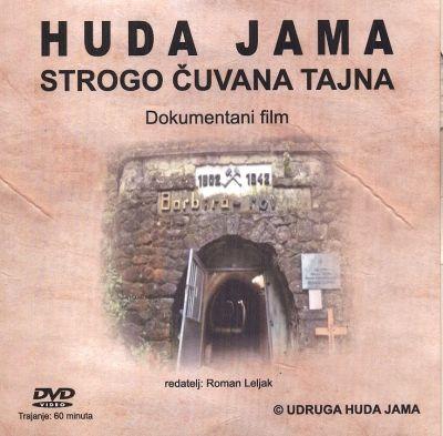 Huda jama - strogo čuvana tajna - DVD