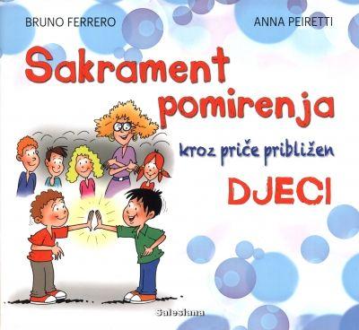 Sakrament pomirenja kroz priče približen djeci