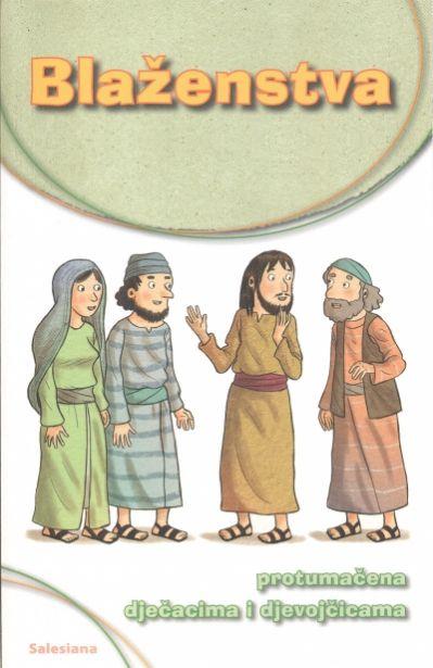 Blaženstva protumačena dječacima i djevojčicama