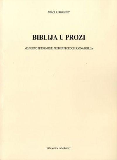 Biblija u prozi