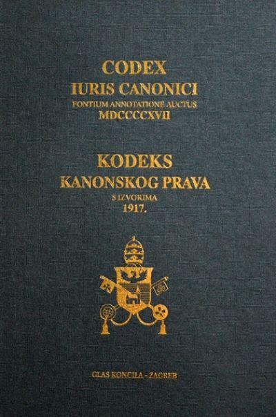Kodeks kanonskog prava s izvorima 1917.