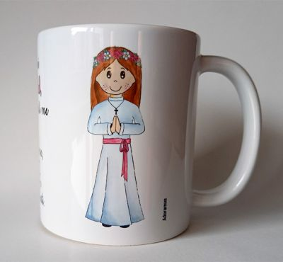 Šalica - Prva Pričest (djevojčica)