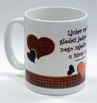 Šalica - Ljubavna