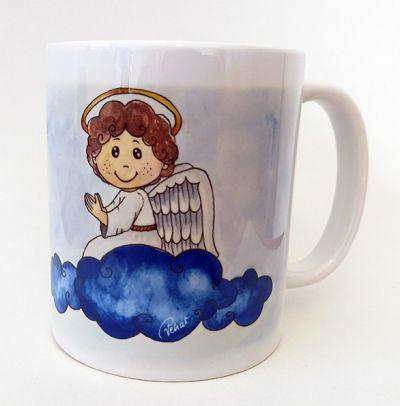 Šalica - Anđele čuvaru mili