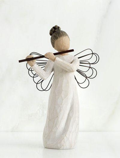Angel Willow Tree - Angel of Harmony