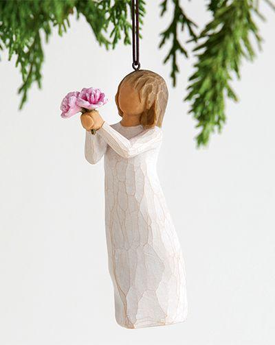Figura Willow Tree - Thank You Ornament